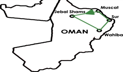 Splendori dell'Oman